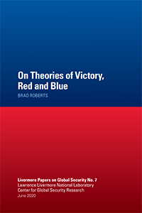On Theories of Victory, Red and Blue Cover