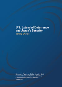 U.S. Extended Deterrence and Japan's Security Cover